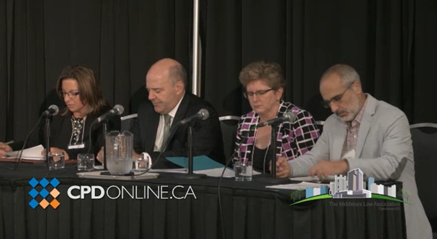 Effective Pre-Trial Conferences: A Panel Discussion