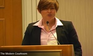 Strategic Negotiations &  The Modern Courtroom: Running a Trial with Digital Exhibits - Part 2