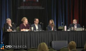 Employment Law Panel: Everything Old is New Again