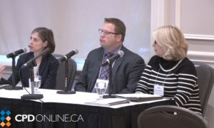Surveillance Evidence: A Case Comment Rolley v. MacDonell; A Panel Discussion