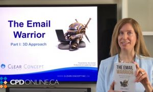 The Email Warrior