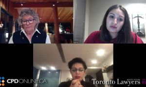 Louise Arbour and Marie Henein Share Their Personal Reflections on Unconscious Bias in Litigation