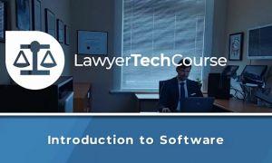 High Tech Practice Management. Part II. Lawyer Tech Course Software