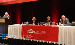 Ethical Advocacy: A Judges' Panel