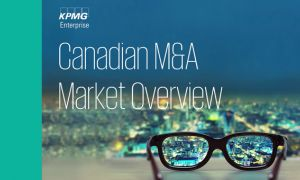 The Canadian M&A Market and Current Deal Trends
