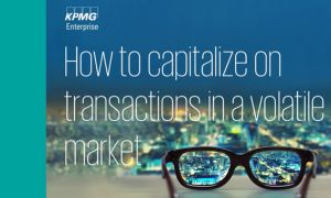 How to Capitalize on Transactions in a Volatile Market