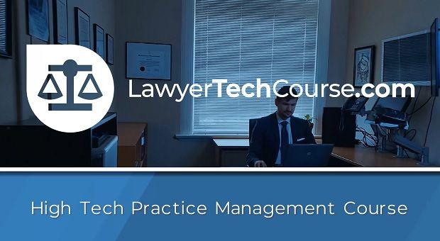 High Tech Practice Management