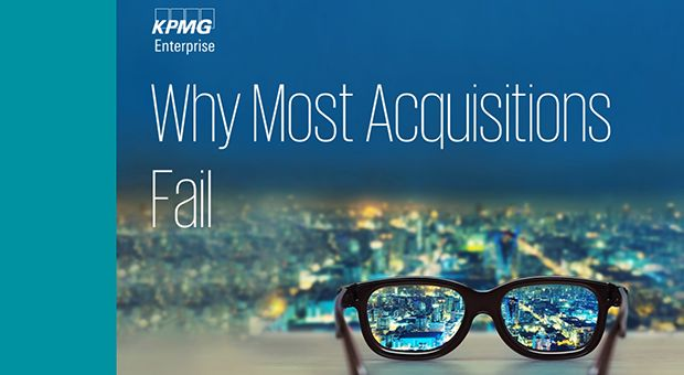 Why Most Acquisitions Fail